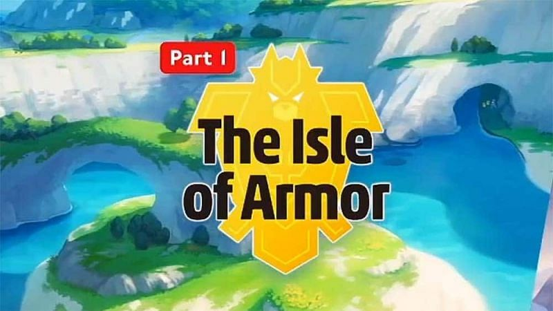 Pokémon Sword and Shield Expansion Pass include the Isle of Armor