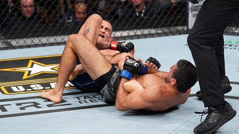Tony Ferguson lost his third fight in a row at UFC 262 when he was beaten by Beneil Dariush