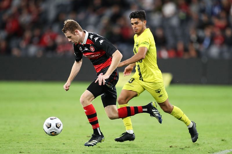 Western Sydney Wanderers take on Wellington Phoenix this week