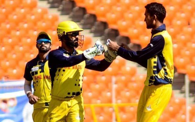 Dinesh Karthik holds Chennai Super Kings left-arm spinner Sai Kishore in high regard