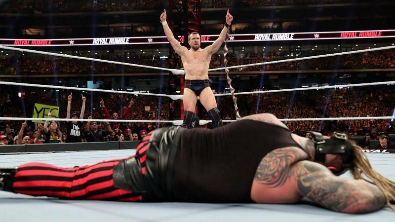 डेनियल ब्रायन और द फीन्ड Royal Rumble 2020 में भिड़ सकते हैं