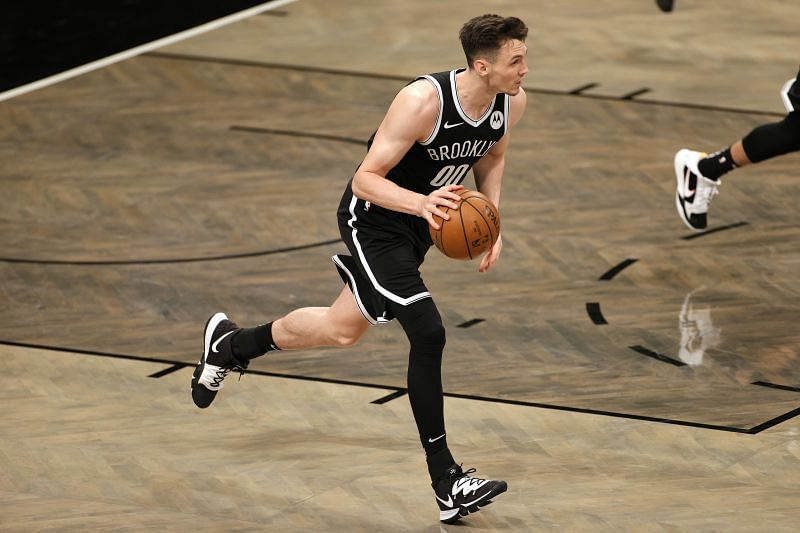 Rodion Kurucs has also played in the NBA for the Brooklyn Nets