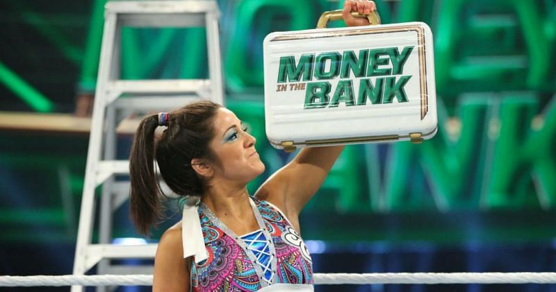 Bayley is a former Miss Money in the Bank