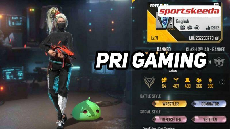Pri Gaming