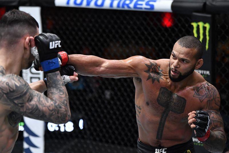 UFC 259: Santos v Rakic