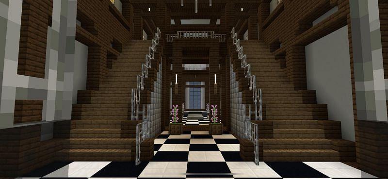 Grand staircase (Image via Reddit)
