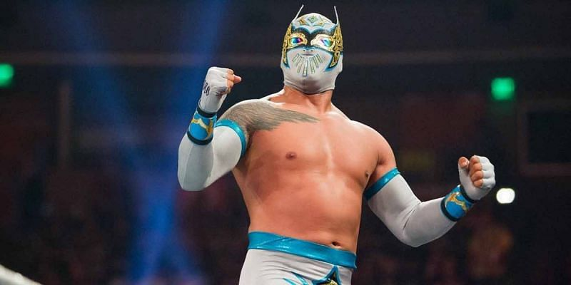 Sin Cara had a strange time in WWE