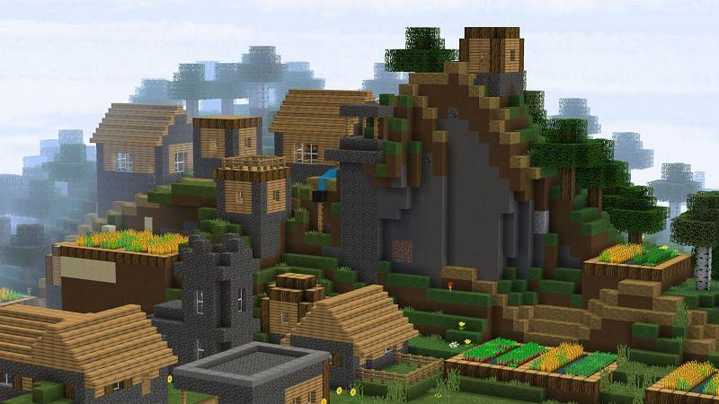 Great Minecraft servers (Image via pcgamesn)