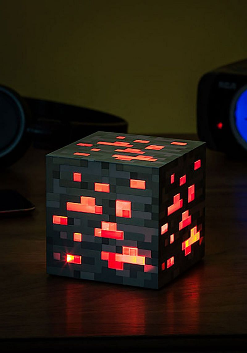 Glowing redstone (Image via fun)