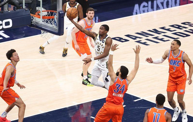 OKC Thunder vs Indiana Pacers