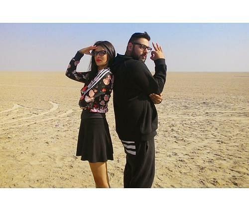 Hardik Pandya Wife - Natasa Stankovic in DJ Wale Babu song