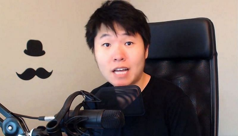 Disguised Toast during his Twitch broadcast (Imag
