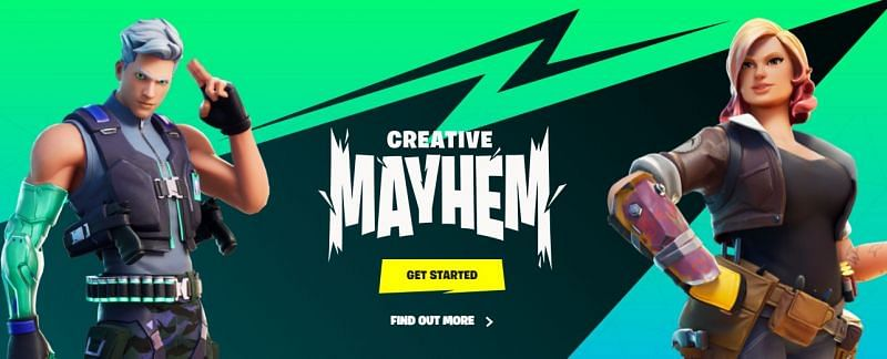 Fortnite Mayhem: Map Code, How to play, Cash prize, Free rewards, and other details