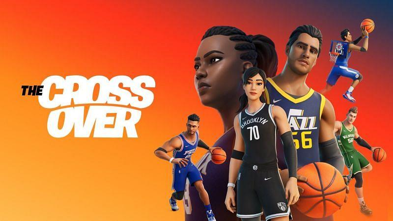 Fortnite NBA Team Battles, Season 7 Theme, new unreleased skins (Image via Epic Games)