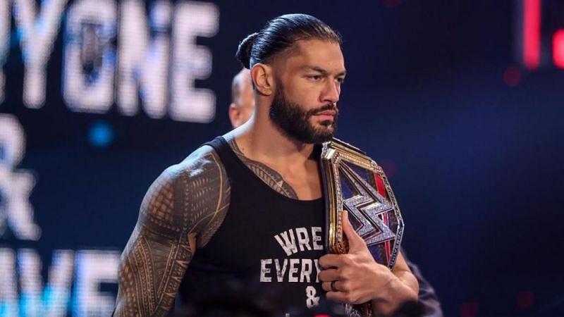 WWE Universal Champion Roman Reigns