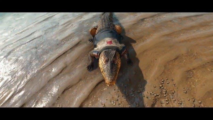 Pets Alligator (image via Ubisoft)