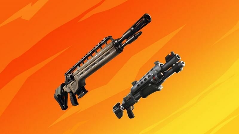 Everything to know about the Infantry Rifle in Fortnite Season 6
