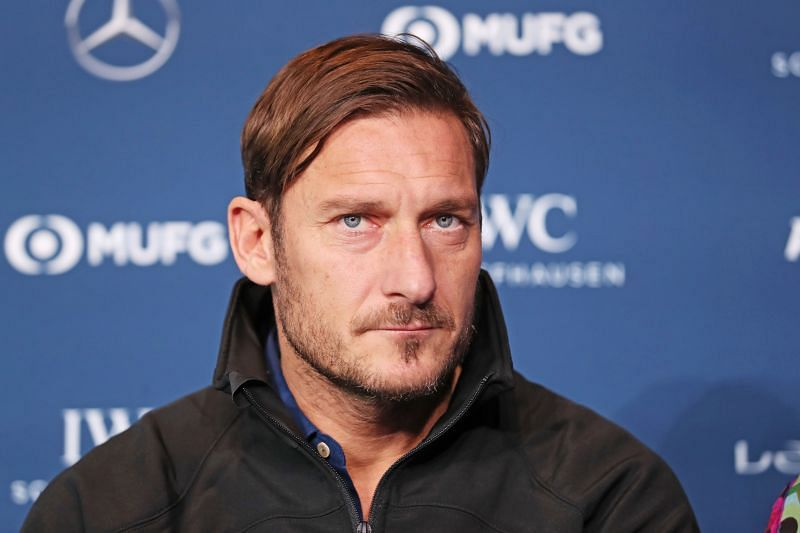 Francesco Totti was a one-club man