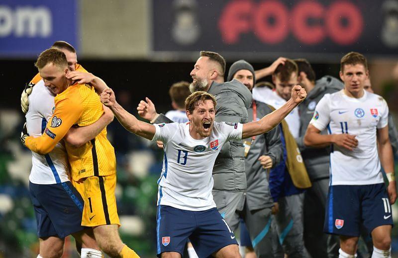 Slovakia will take on Bulgaria in a friendly