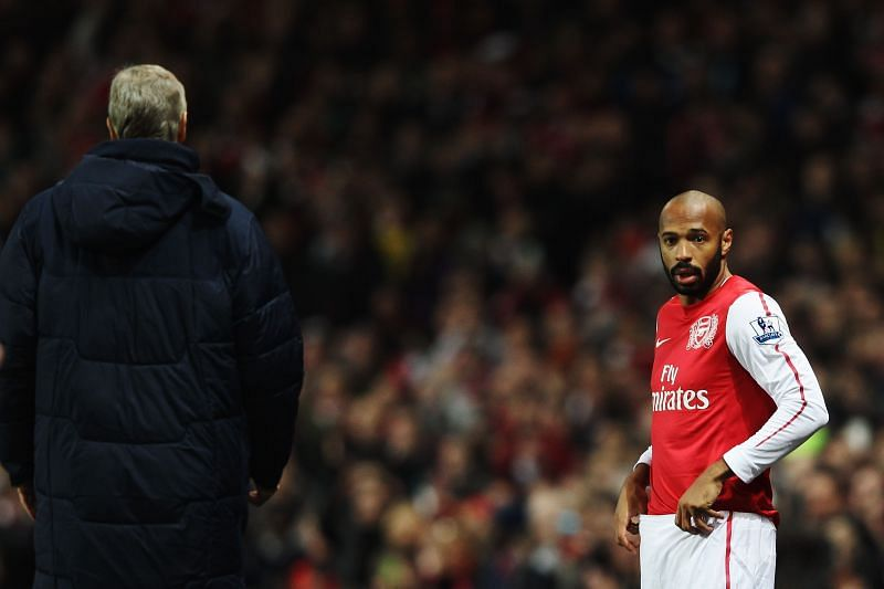Thierry Henry is one of the greatest Premier League players