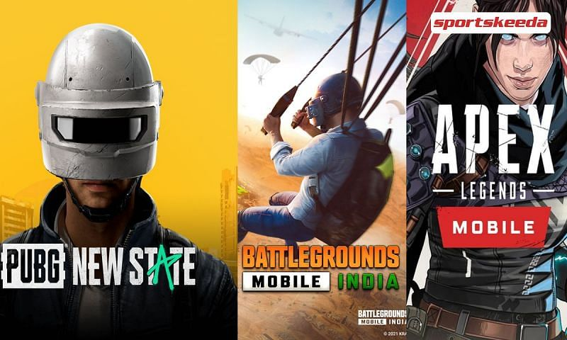 Players around the world cannot wait for these three battle royale games