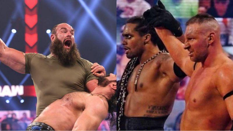 ब्रॉन स्ट्रोमैन WrestleMania Backlash में WWE चैंपियनशिप मैच में जगह बना चुके हैं