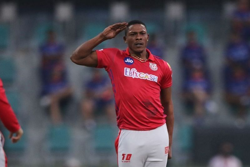 Sheldon Cottrell could be a fine replacement for Pat Cummins.