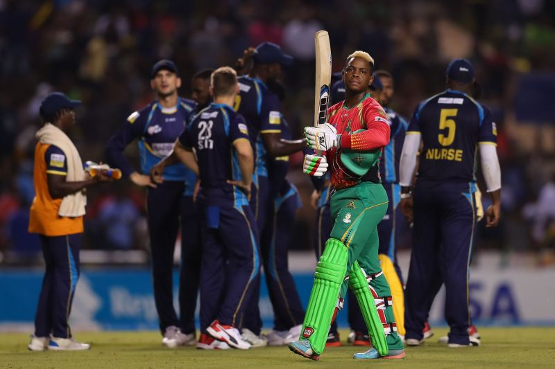 Shimron Hetmyer will play for the Guyana Amazon Warriors in CPL 2021