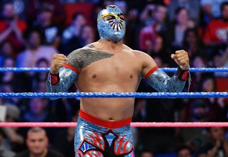 Sin Cara in WWE
