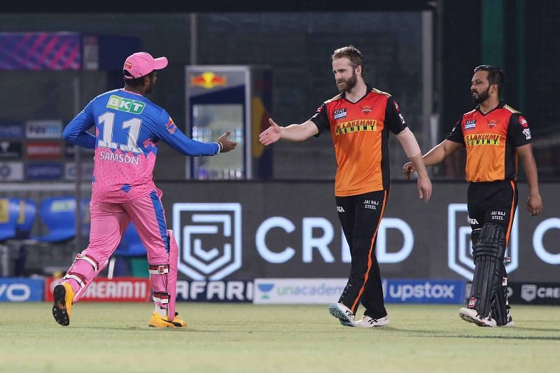 SRH were handed a 55-run drubbing by the Rajasthan Royals. [P/C: iplt20.com]