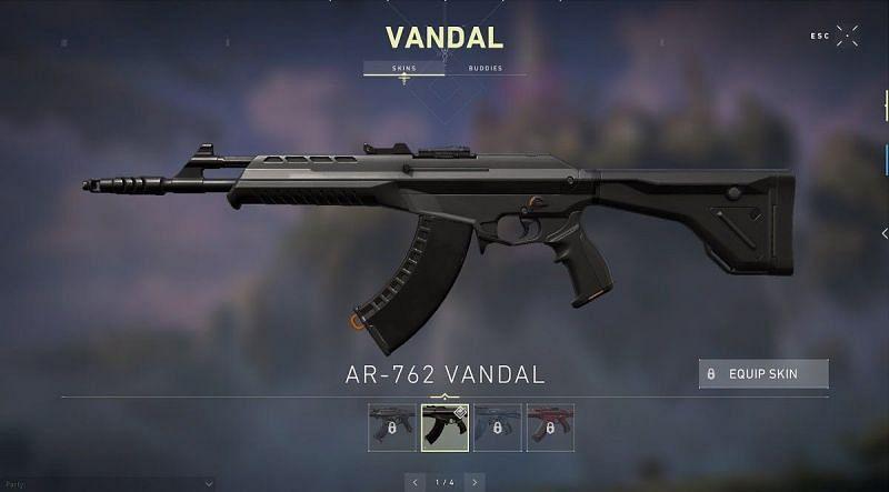 Vandal (Image via Riot Games)