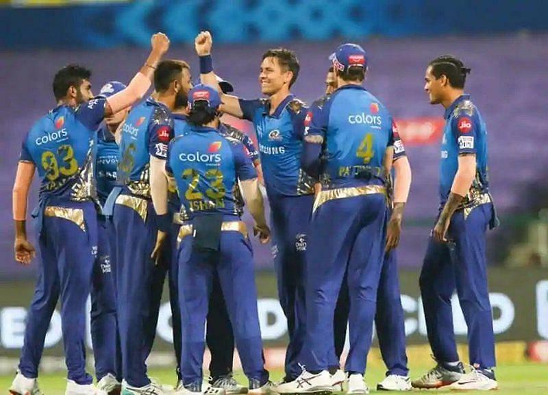 Mumbai Indians. Pic: IPLT20.COM