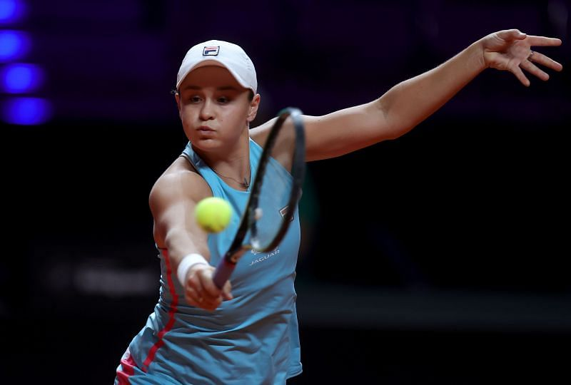 Ashleigh Barty and Aryna Sabalenka will face off for the third time this year