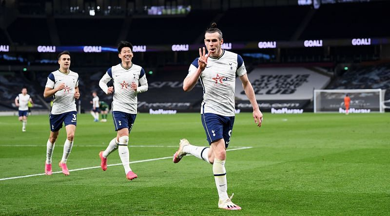 A Gareth Bale hat-trick helped Tottenham Hotspur destroy Sheffield United.
