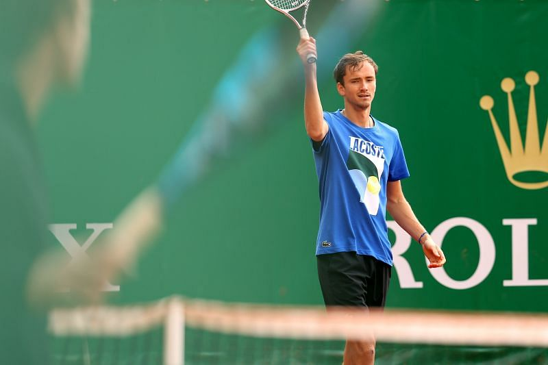 Daniil Medvedev returns to action on Wednesday