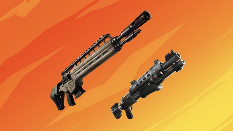 Fortnite leaks hint at the Tactical Shotgun and Infantry Rifle returning in Season 6