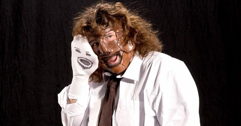 Mick Foley as Mankind