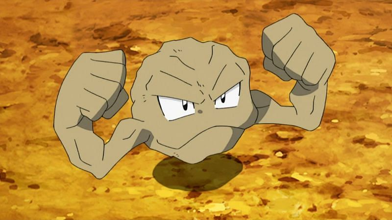 Geodude (Image via The Pokemon Company)