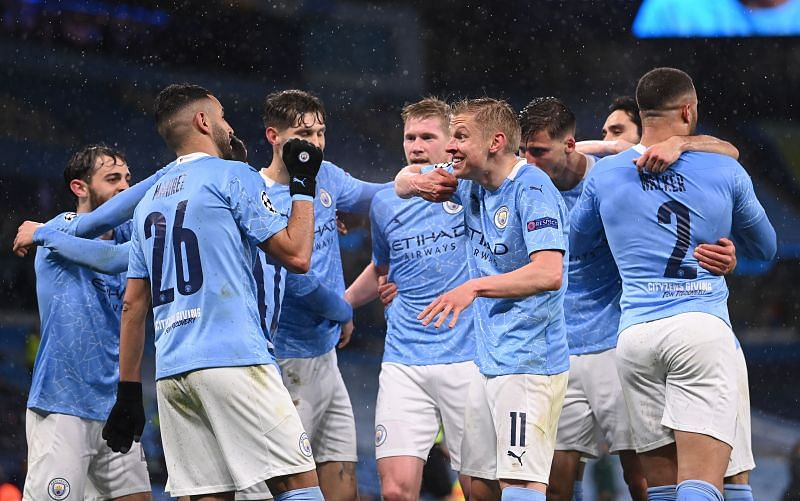 Manchester City 2 0 Paris Saint Germain Player Ratings As Riyad Mahrez Fires City To First Ucl Final Uefa Champions League 2020 21