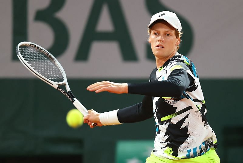 Jannik Sinner recently broke into the top-20 of the world rankings