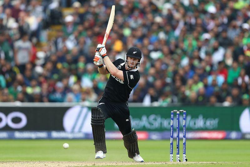 James Neesham has opened thrice in his T20I career