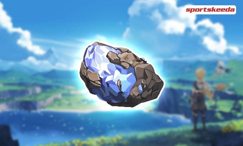 Noctilucous Jade in Genshin Impact for Yanfei