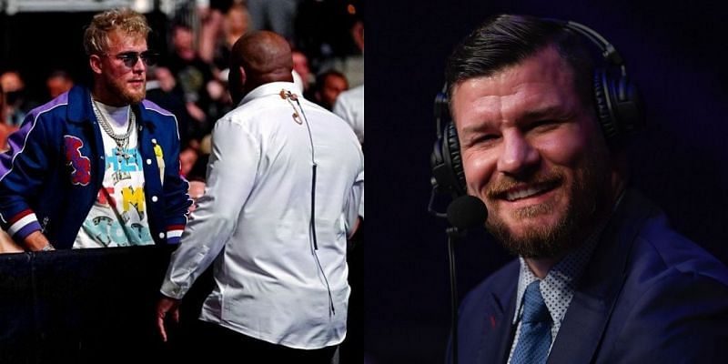 """He would wake up in a hospital"" – Michael Bisping reveals what would happen if Jake Paul had a fight with Daniel Cormier [Exclusive]"