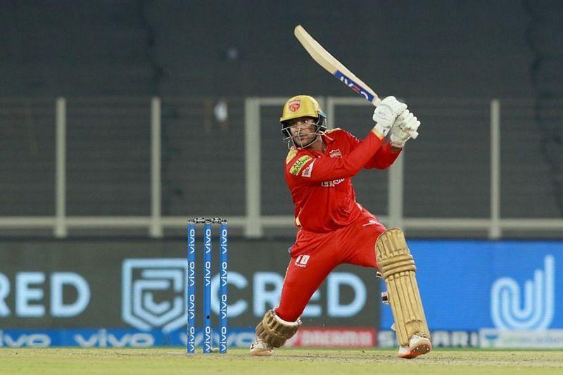 Mayank Agarwal scored an unbeaten 99 for the Punjab Kings [P/C: iplt20.com]