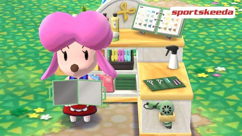 Could Harriet be returning to Animal Crossing? (Image via Sportskeeda)