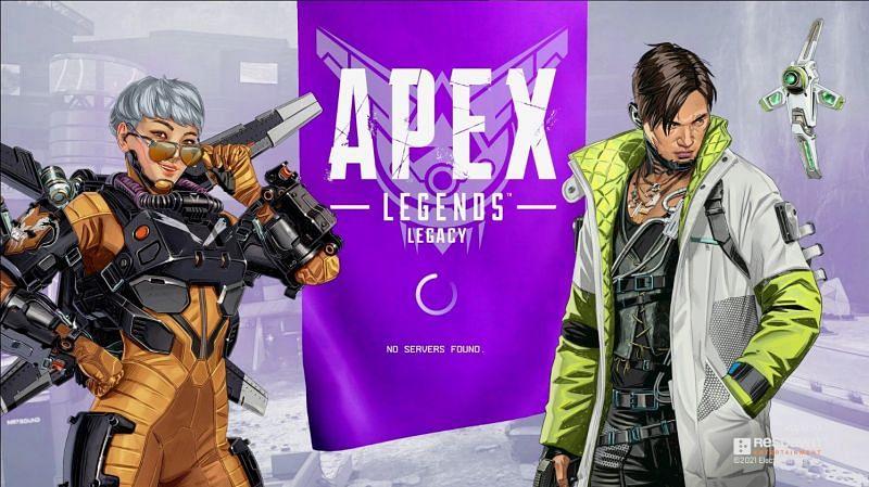 Apex Legends no servers found (Image via Respawn Entertainment)