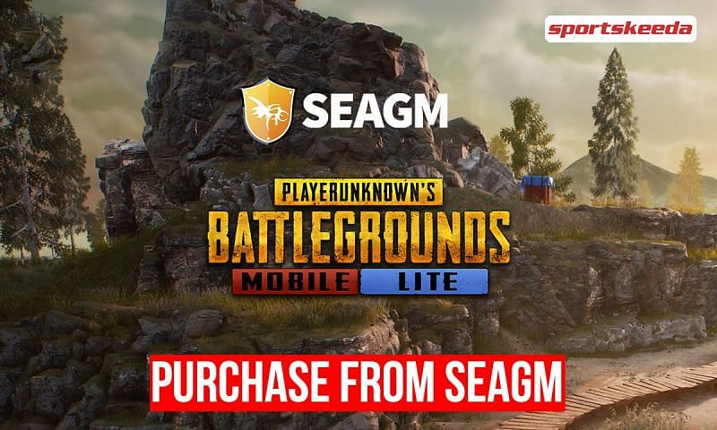 Top up BCs in PUBG Mobile Lite from the SEAGM website