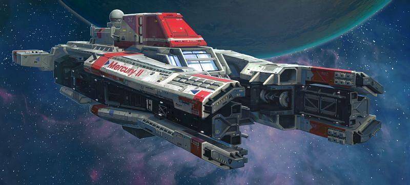 Fragmen GPU Subnautica: Kurang dari nol ada di Mercury II (Gambar melalui Unknown Worlds Entertainment)