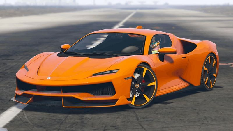 GTA Online's cars can be multi million dollar investments like the Itali RSX (image via GTA Boom)