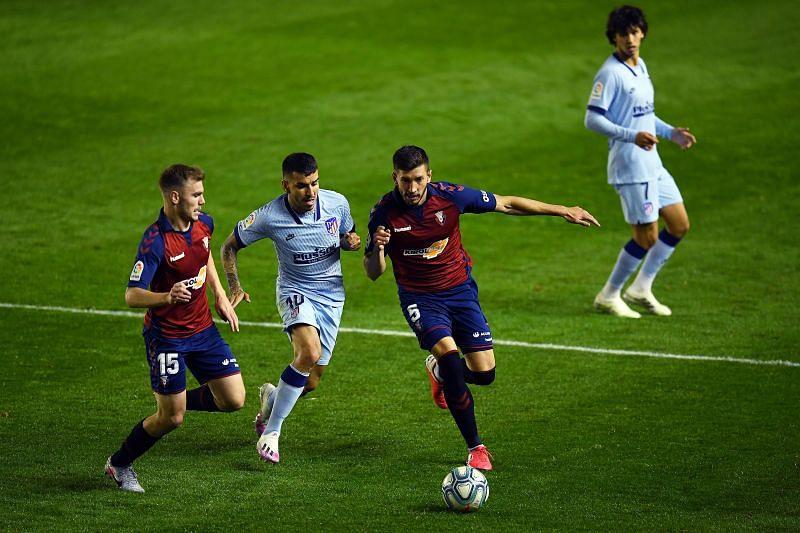 Atletico Madrid vs Osasuna: Prediction, Lineups, Team News, Betting Tips & Match Previews